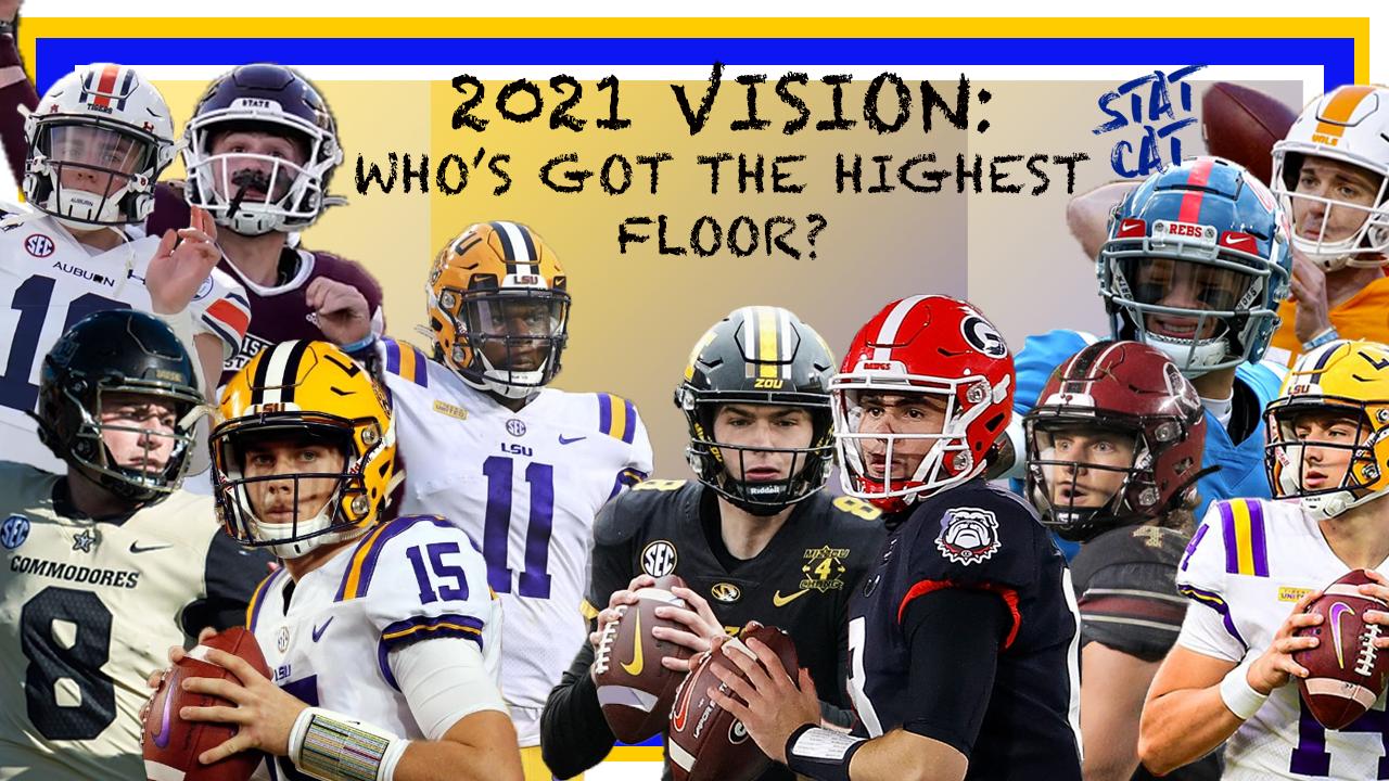 Who's Got the Highest Passing Floor for 2021?