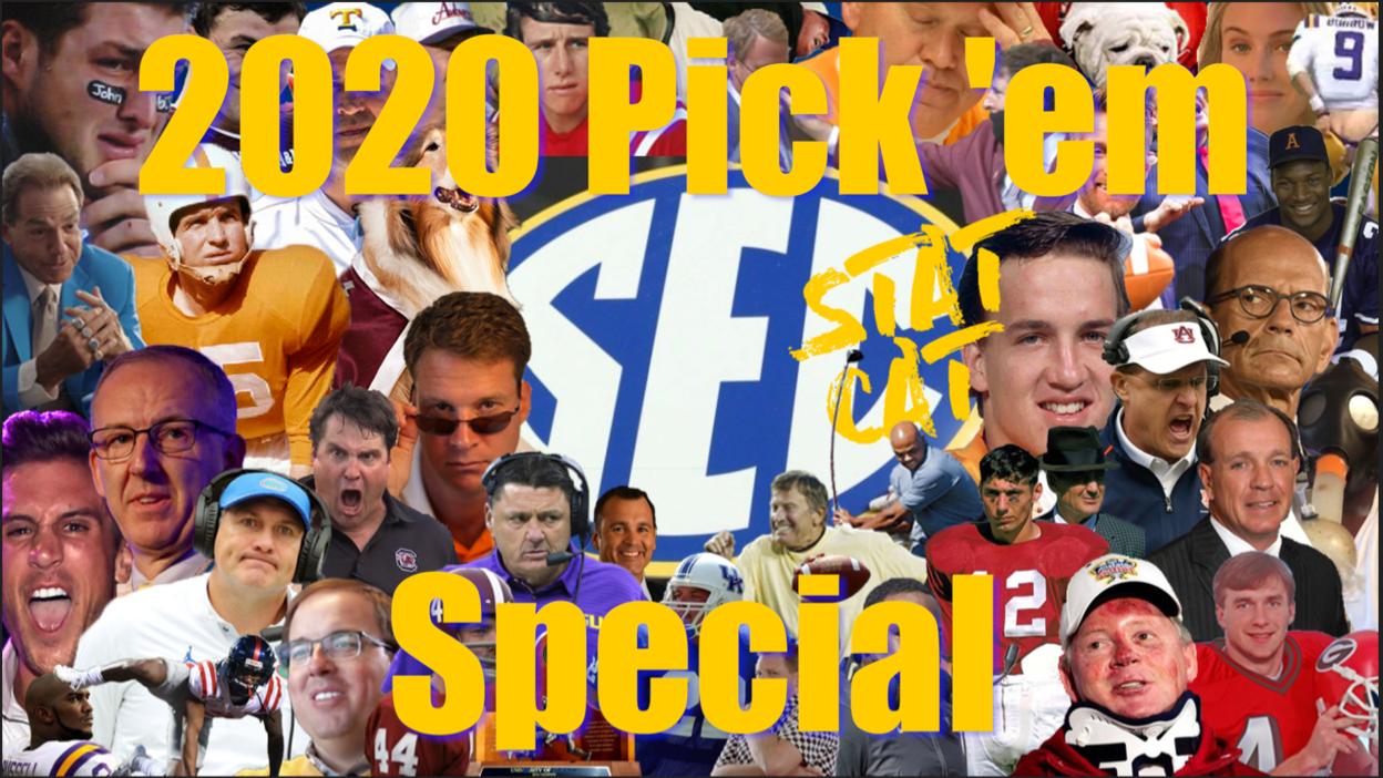 SEC Statcast: 2020 Preview + Pick 'em Special