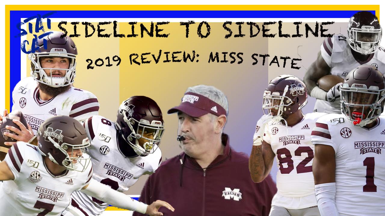 Sideline to Sideline: Mississippi State 2019