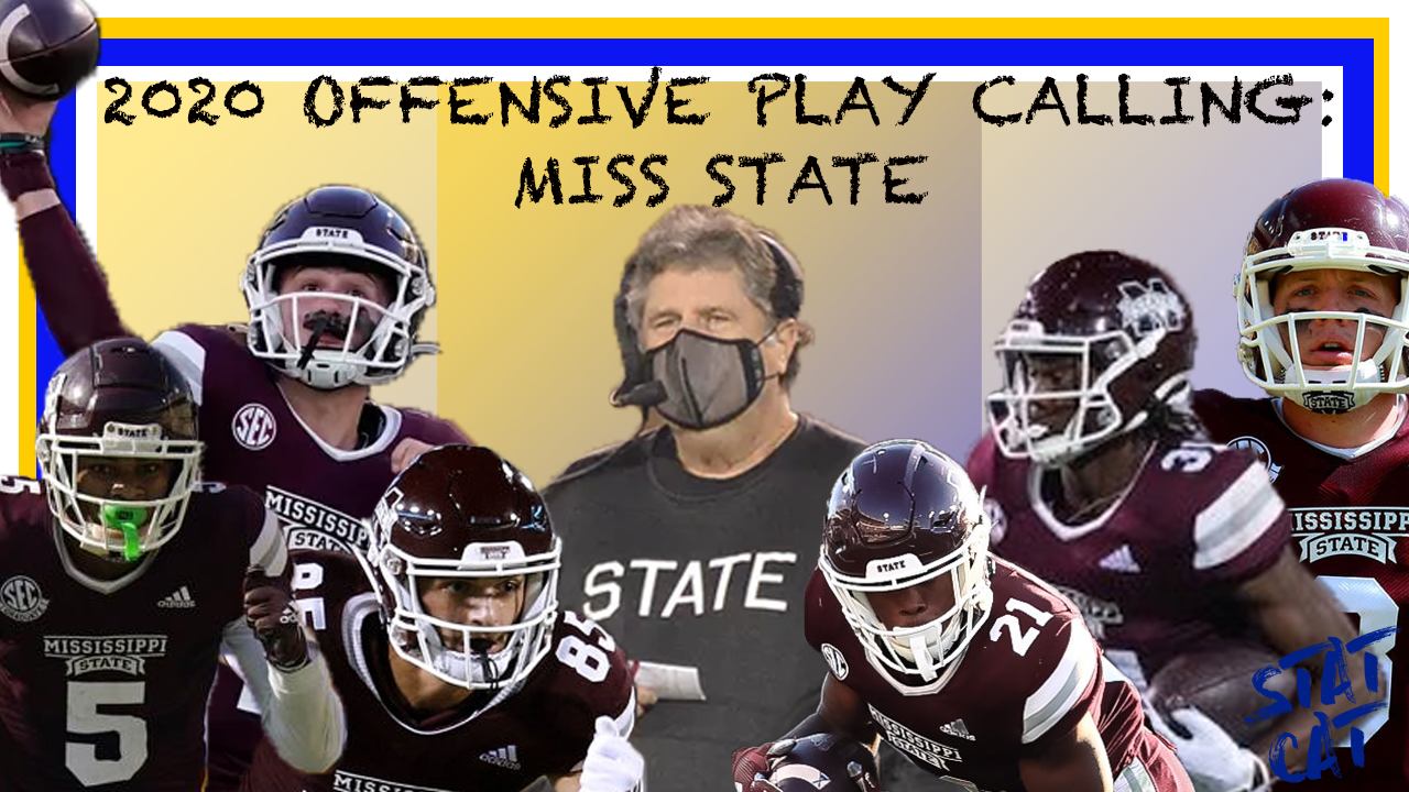 2020 Offensive Play Calling: Mississippi State