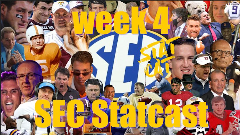 2020 SEC Statcast: Week 4