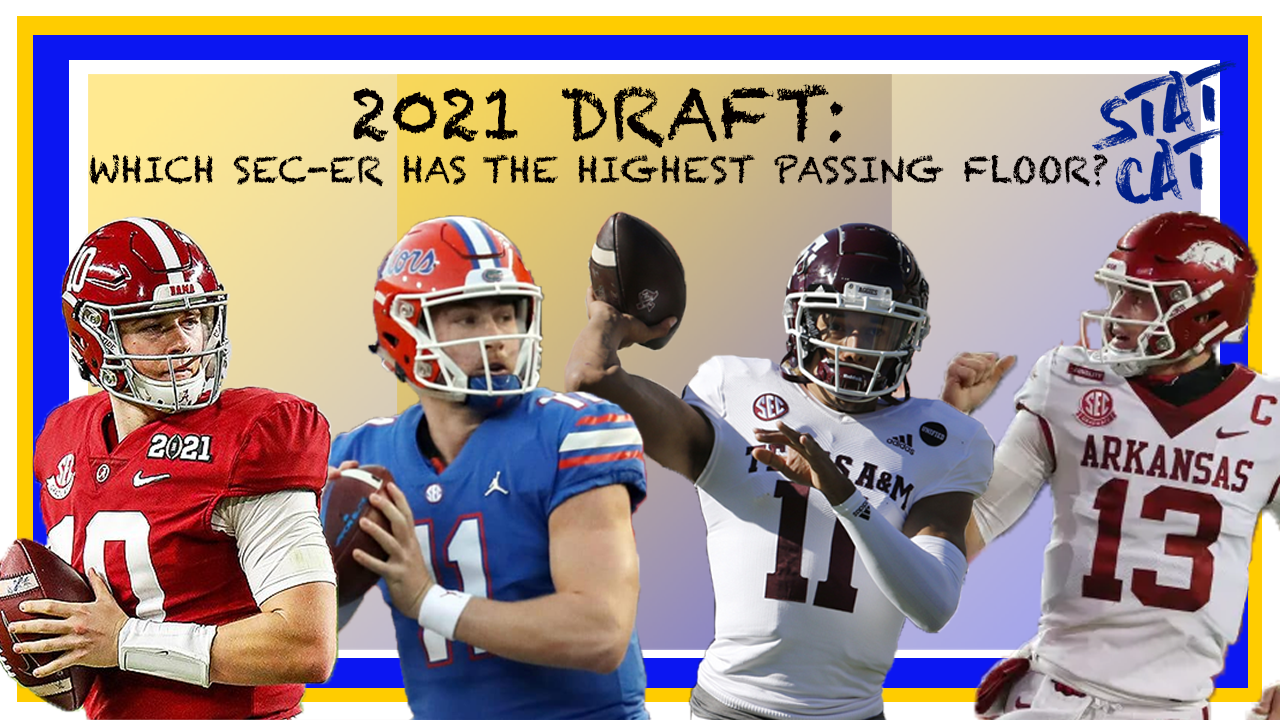 2021 Draft Stuff: Projecting the SECers Passing Floors