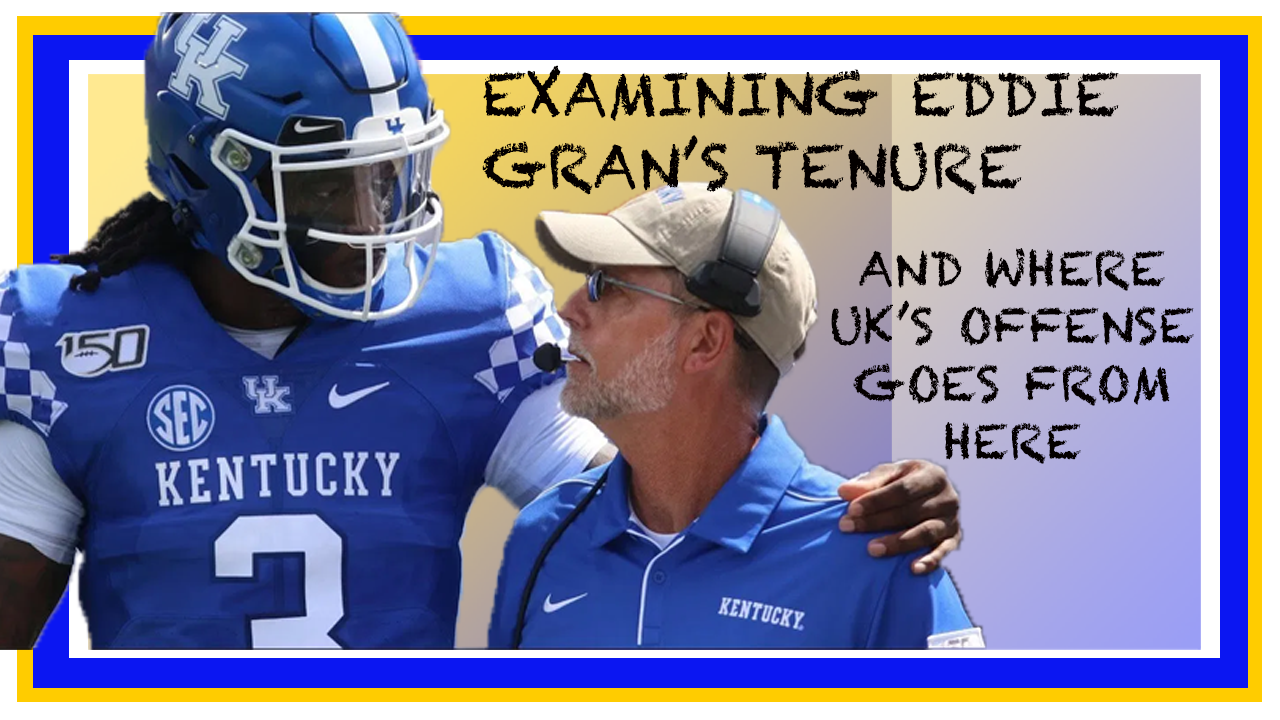 Examining Eddie Gran's tenure and where UK's offense goes from here