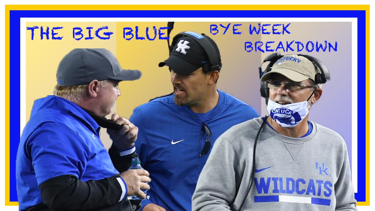 The Big Blue Bye Week Breakdown