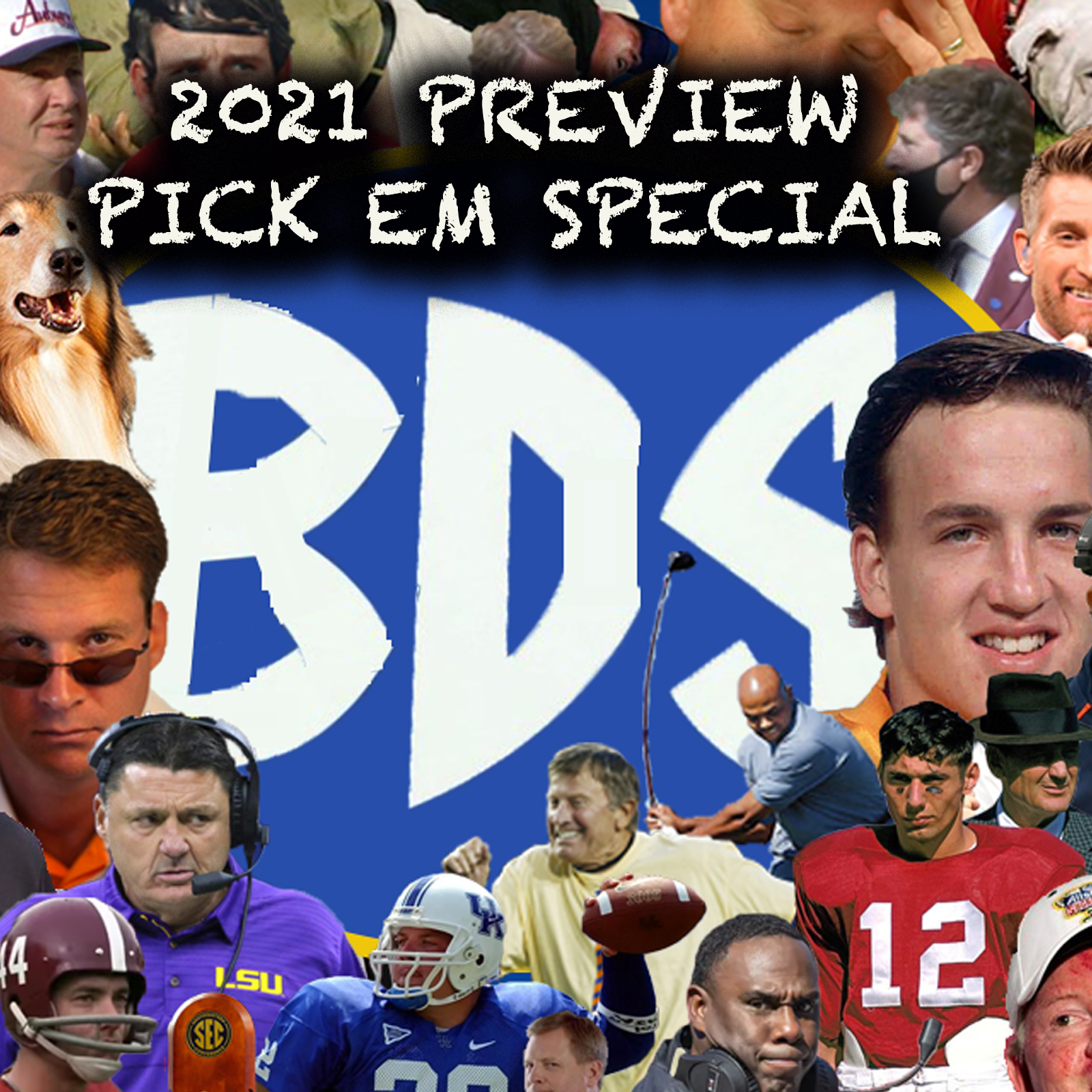 Betting Down South: 2021 Preview Pick Em Special