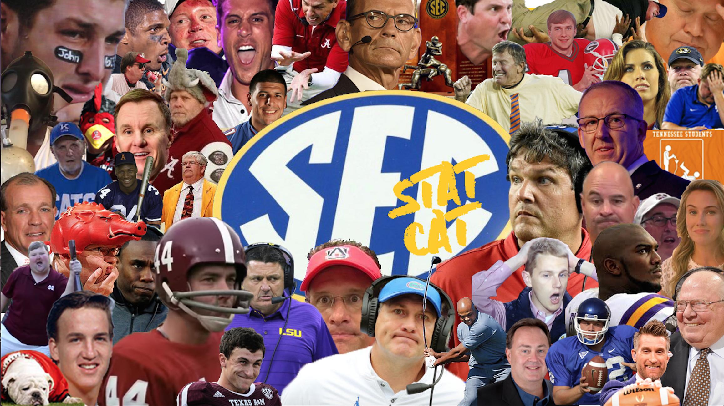 2019 SEC Statcast: Week 0