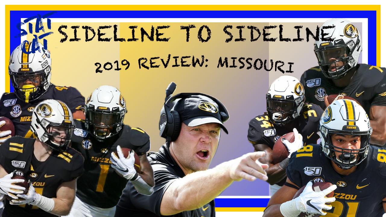 Sideline to Sideline: Missouri 2019
