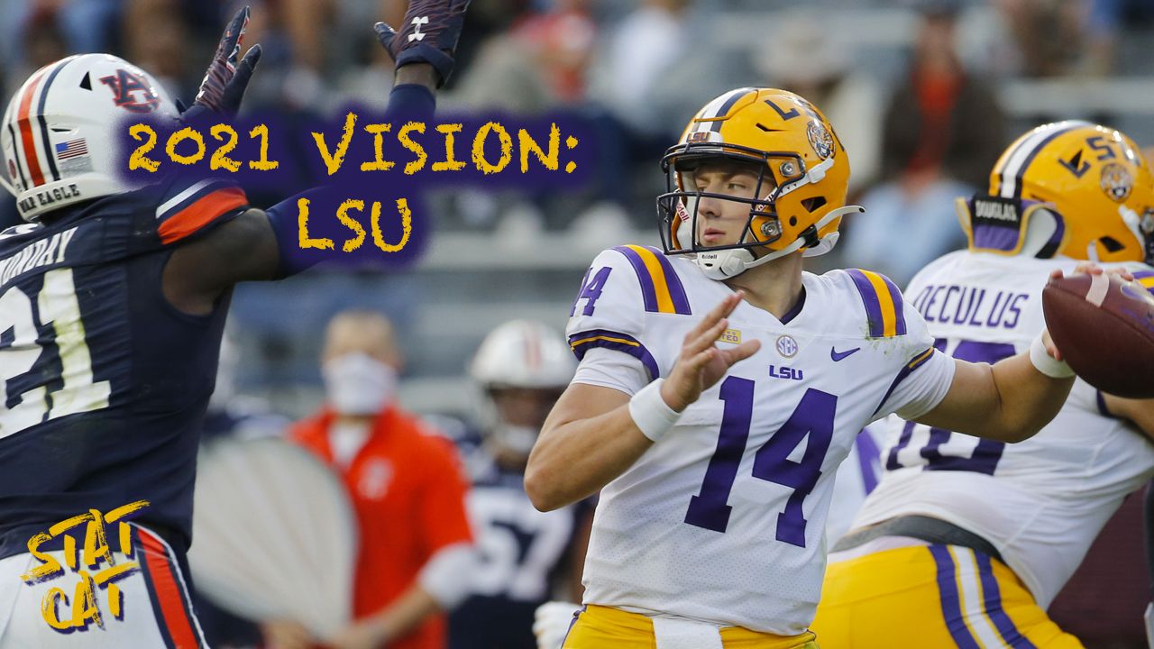 2021 Vision: Previewing LSU