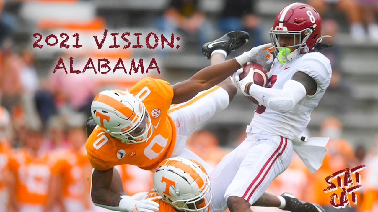 2021 Vision: Previewing Alabama