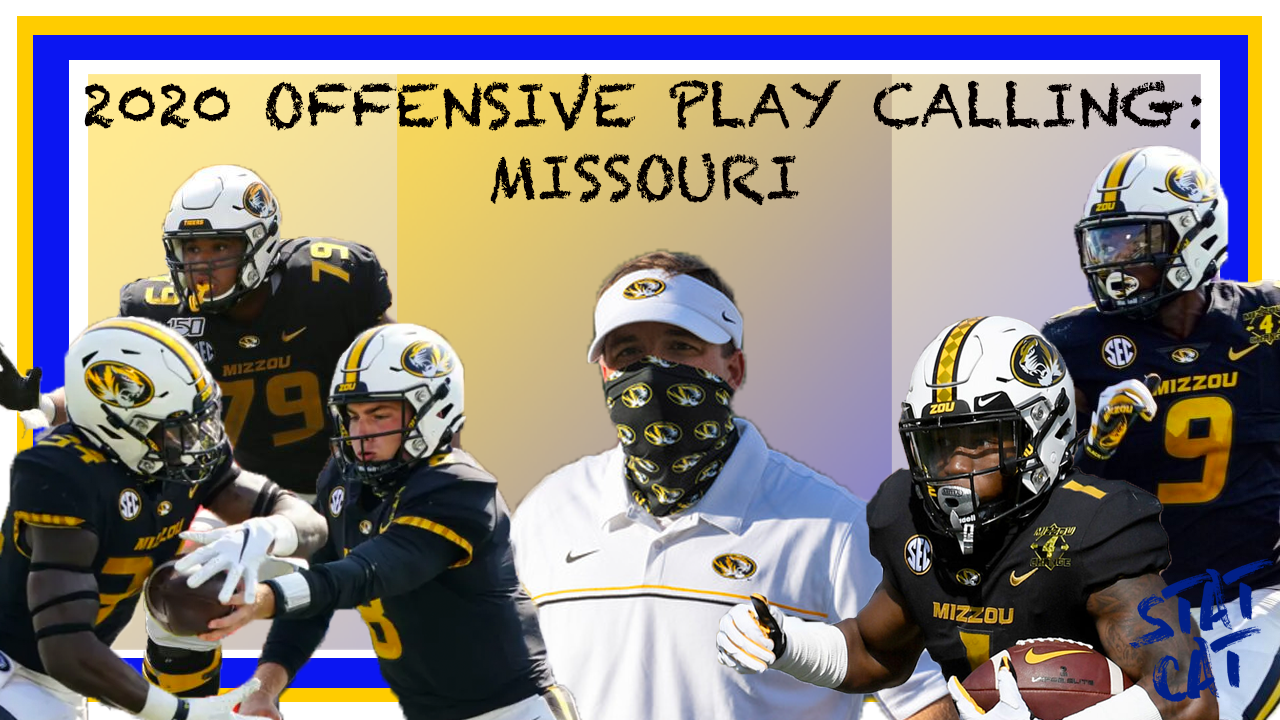 2020 Offensive Play Calling: Missouri