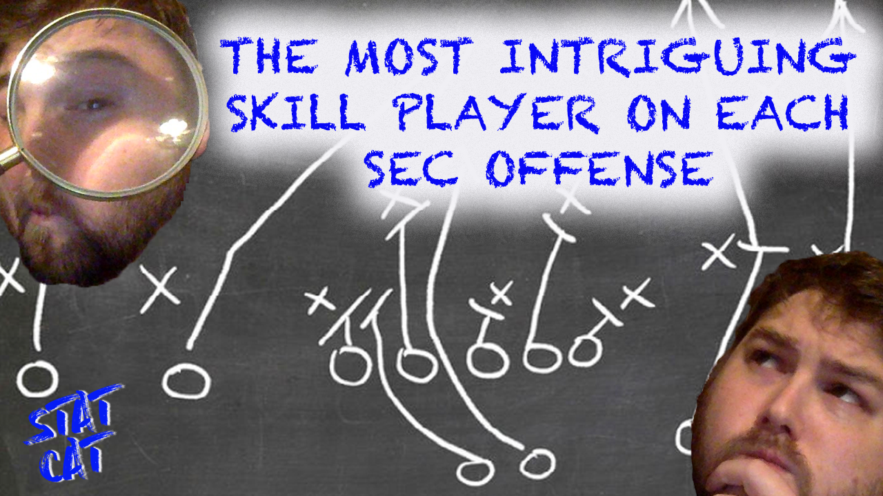 The Most Intriguing Skill Player on Each SEC Offense (Preseason 2021)
