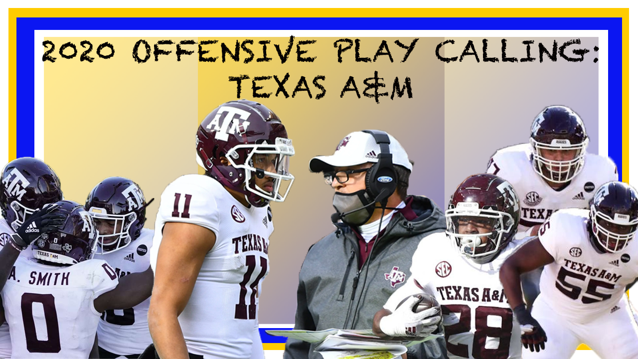 2020 Offensive Play Calling: Texas A&M