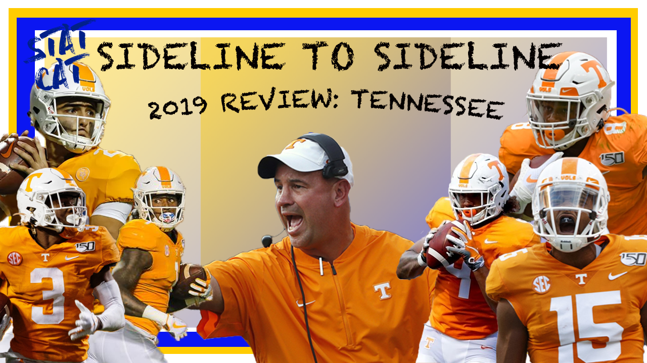 Sideline to Sideline: Tennessee 2019