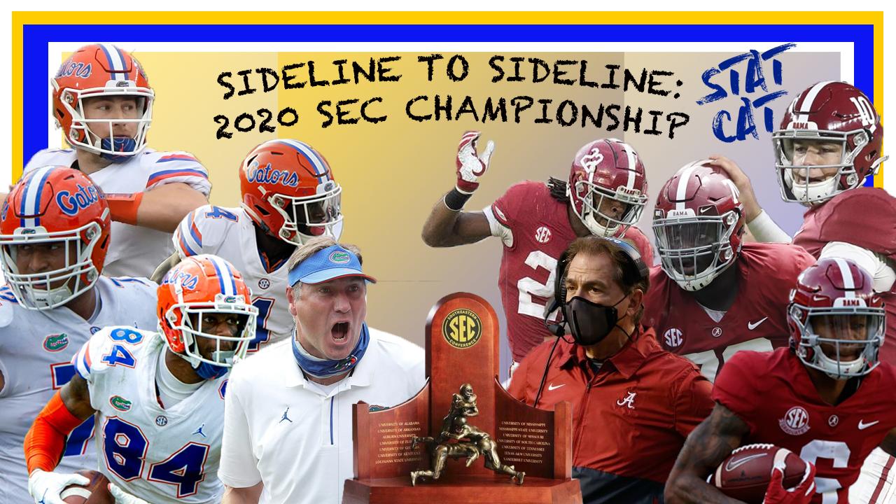 Sideline to Sideline: 2020 SEC Championship Game