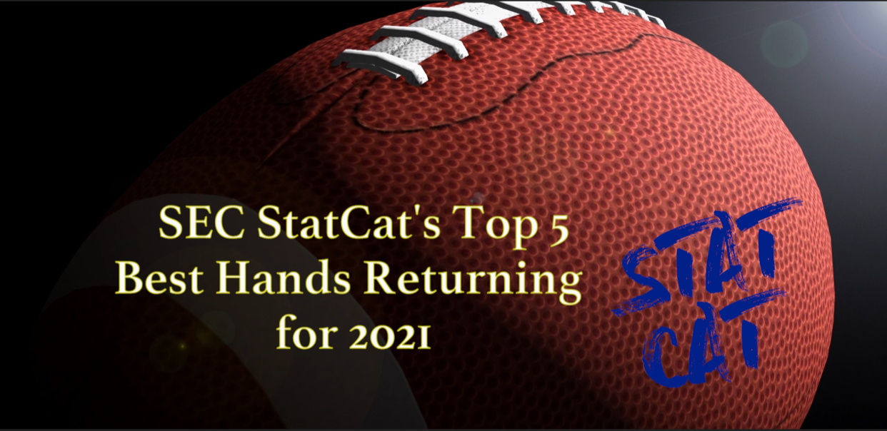SEC Statcat's Top5 Best Hands for 2021