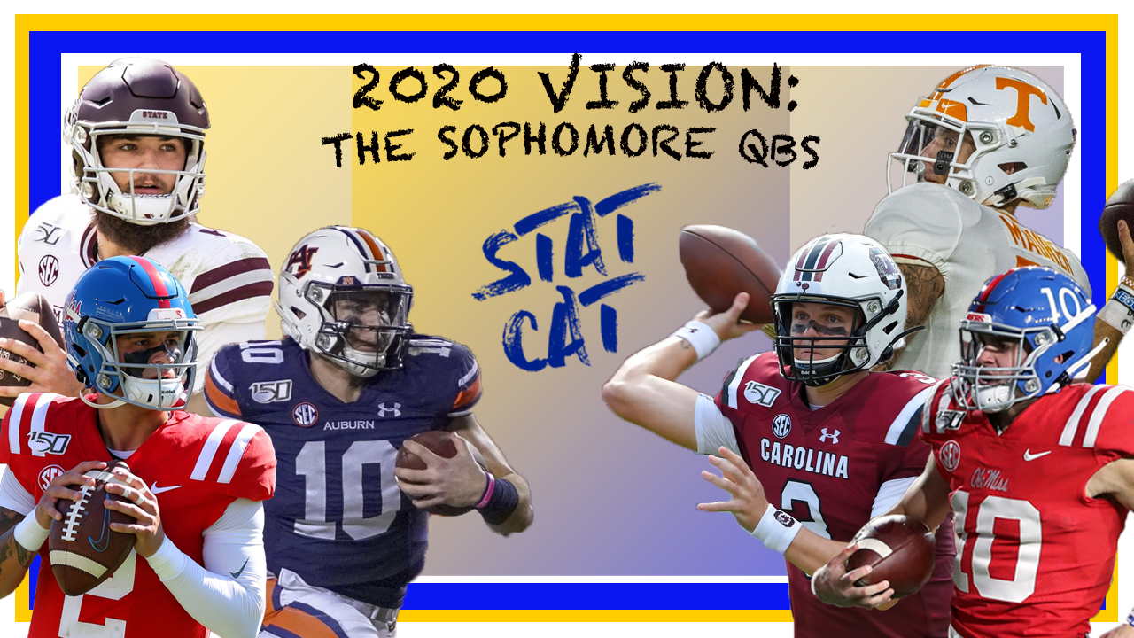 2020 Vision: The Sophomore QBs