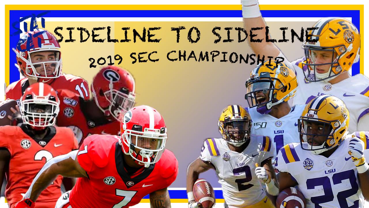 Sideline to Sideline: The 2019 SEC Championship