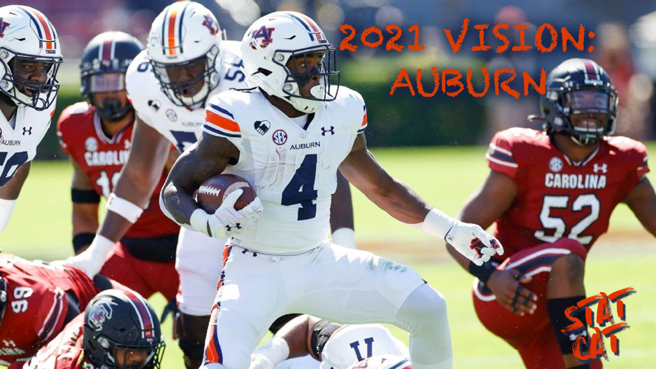2021 Vision: Previewing Auburn