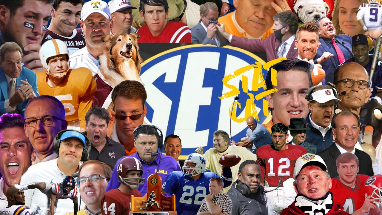 2020 SEC Statcast: Week 1