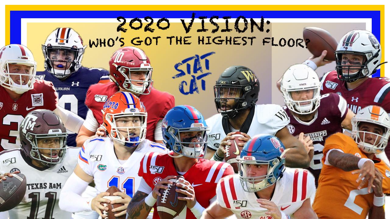 2020 Vision: Who's Got the Highest Floor?